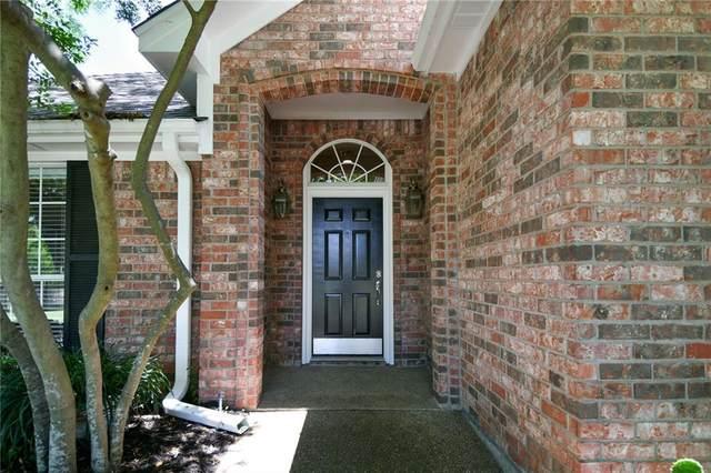 1401 Covington Drive, Woodway, TX 76712 (MLS #195326) :: A.G. Real Estate & Associates