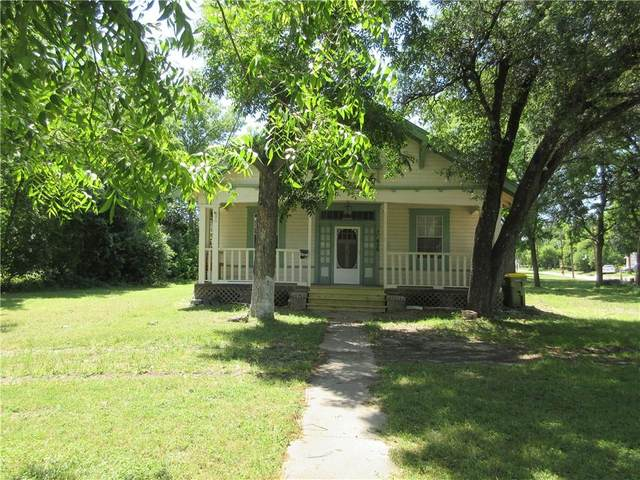 925 Ward Street, Marlin, TX 76661 (MLS #195420) :: A.G. Real Estate & Associates