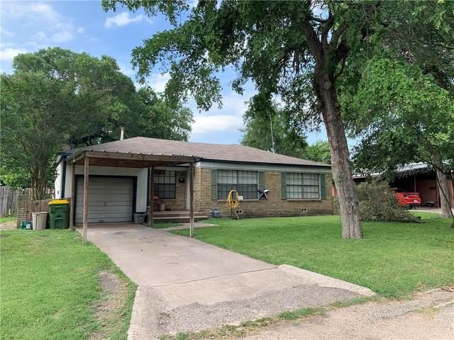 121 Bluebonnet Drive, Marlin, TX 76661 (MLS #195437) :: A.G. Real Estate & Associates