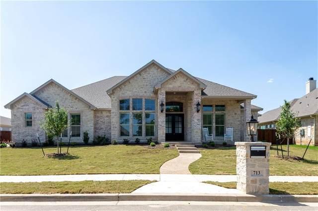 713 Gullmont Drive, Waco, TX 76712 (MLS #195527) :: A.G. Real Estate & Associates