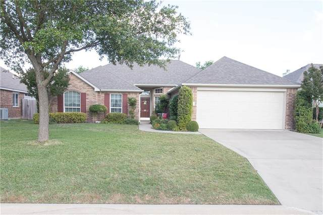 1021 Neuberry Cliffe, Temple, TX 76502 (MLS #195532) :: The i35 Group