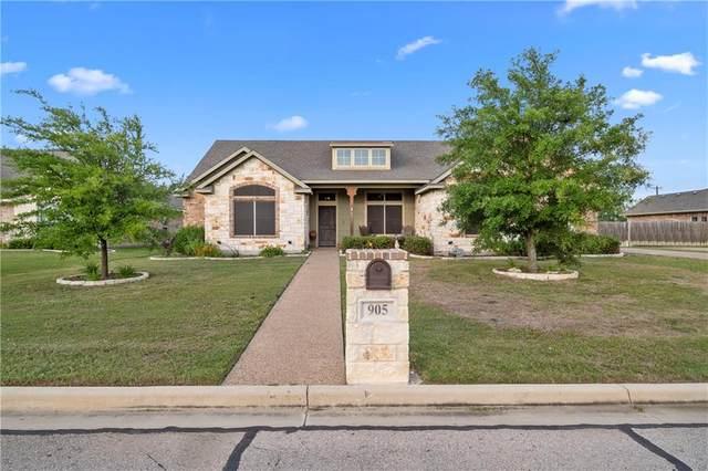 905 Princess Diana Drive, Mcgregor, TX 76657 (MLS #195557) :: A.G. Real Estate & Associates