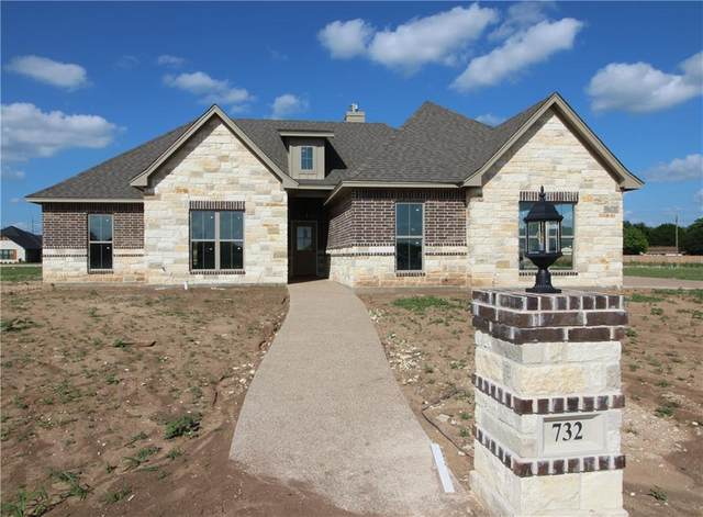 732 Whirlaway Road, Hewitt, TX 76643 (MLS #195564) :: A.G. Real Estate & Associates
