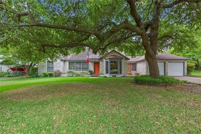 4322 Hillcrest Drive, Waco, TX 76710 (MLS #195572) :: A.G. Real Estate & Associates