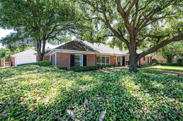 2611 Lake Air Drive, Waco, TX 76710 (MLS #195594) :: A.G. Real Estate & Associates