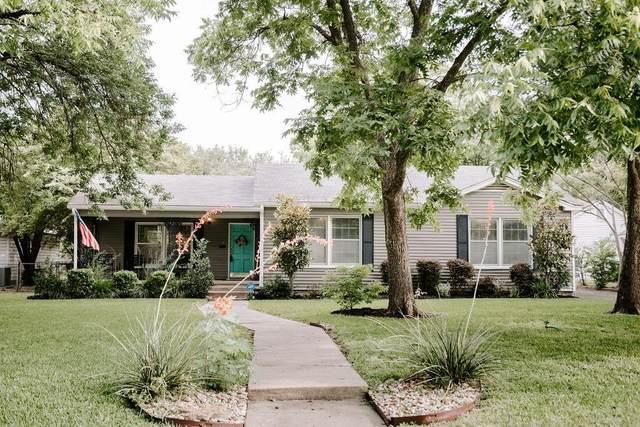 3205 Windsor Avenue, Waco, TX 76708 (MLS #195596) :: A.G. Real Estate & Associates