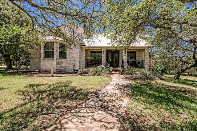 175 Lost Hunters Canyon, China Spring, TX 76633 (MLS #195615) :: A.G. Real Estate & Associates