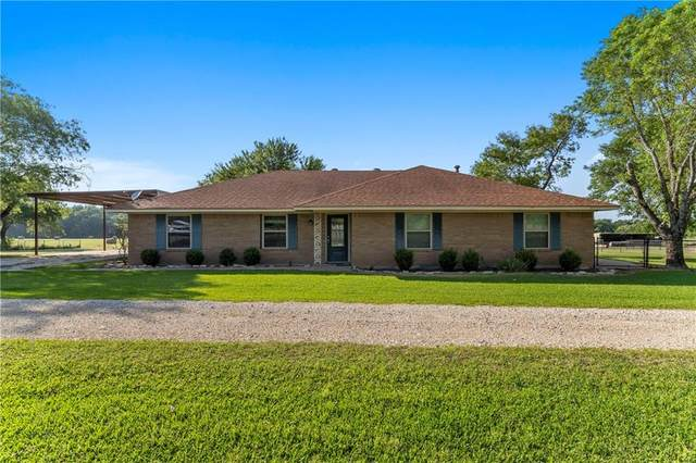 1017 Woodcock Drive, Robinson, TX 76706 (MLS #195634) :: A.G. Real Estate & Associates