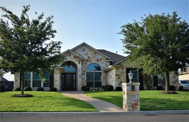 413 Silver Spur Trail, Mcgregor, TX 76657 (MLS #195661) :: A.G. Real Estate & Associates