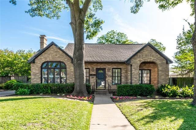 505 N 33rd Street, Waco, TX 76707 (MLS #195699) :: A.G. Real Estate & Associates