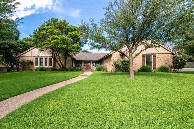 720 Wooded Crest Drive, Woodway, TX 76712 (MLS #195702) :: A.G. Real Estate & Associates