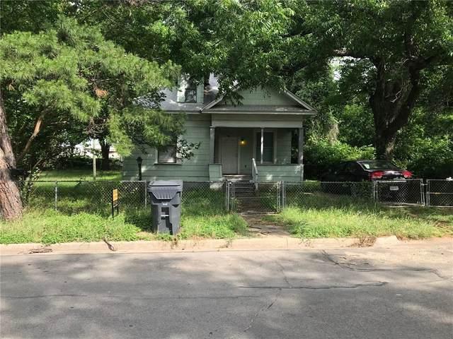 1006 E Calhoun Avenue, Waco, TX 76704 (MLS #195708) :: A.G. Real Estate & Associates