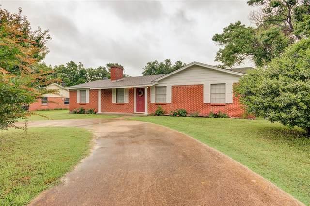 410 Chumney Drive, Teague, TX 75860 (MLS #195719) :: A.G. Real Estate & Associates
