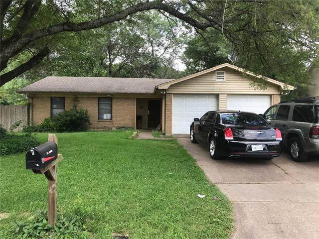 3400 Kenwood Street, Waco, TX 76706 (MLS #195721) :: A.G. Real Estate & Associates