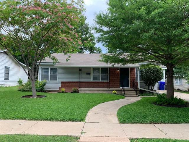 4517 Anlo Avenue, Waco, TX 76710 (MLS #195727) :: A.G. Real Estate & Associates