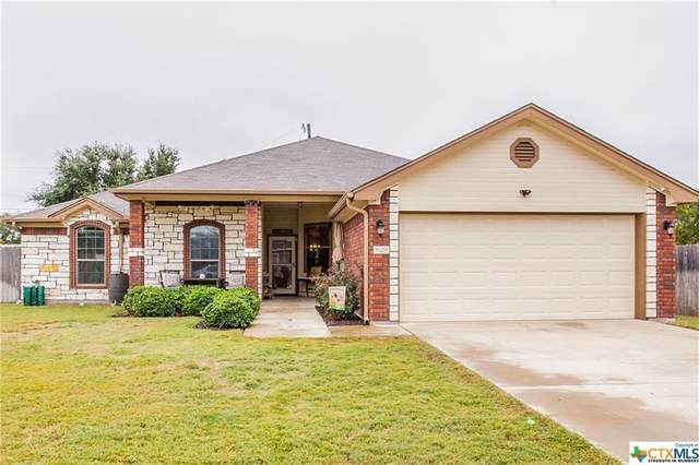 8705 Hansom Cab Circle, Temple, TX 76502 (MLS #195738) :: The i35 Group