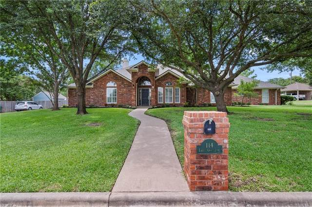 114 Laurel Oaks Lane, Crawford, TX 76638 (MLS #195760) :: A.G. Real Estate & Associates