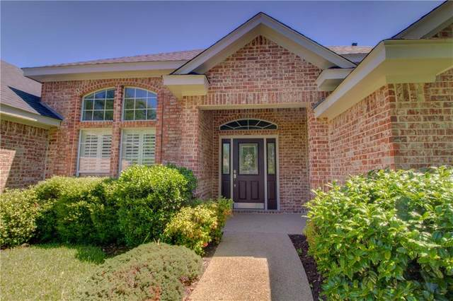 308 Hunters Run, Woodway, TX 76712 (MLS #195781) :: A.G. Real Estate & Associates