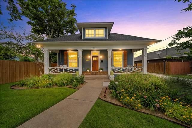 2411 Lasker Avenue, Waco, TX 76707 (MLS #195799) :: A.G. Real Estate & Associates
