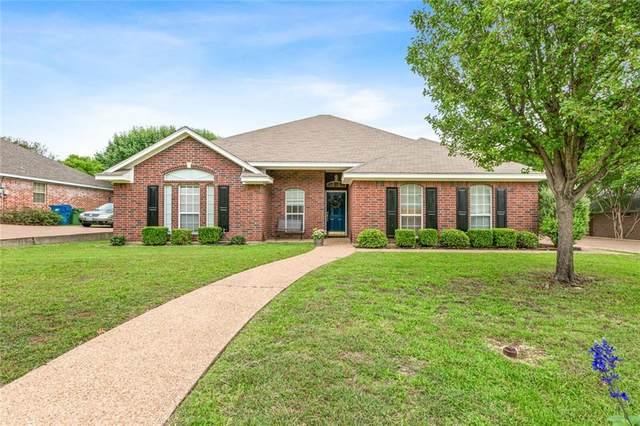 605 Eagles Nest Drive, Hewitt, TX 76643 (MLS #195805) :: A.G. Real Estate & Associates