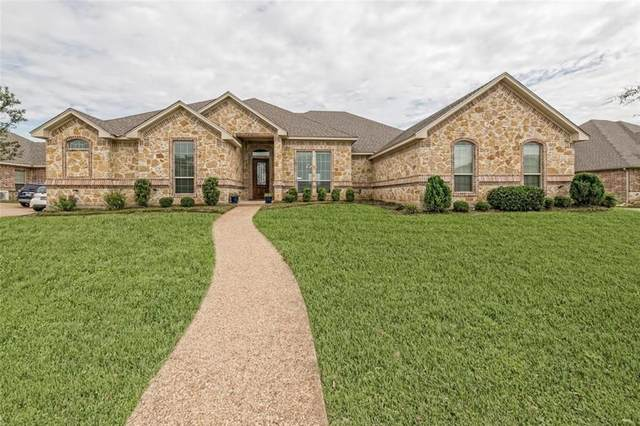 437 Stone Manor Drive, Mcgregor, TX 76657 (MLS #195826) :: A.G. Real Estate & Associates