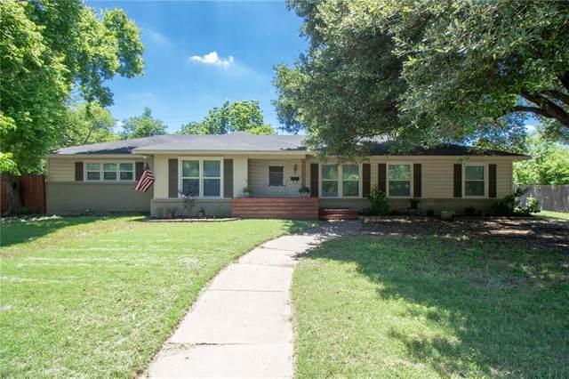 2208 Ridgecrest Circle, Waco, TX 76710 (MLS #195857) :: A.G. Real Estate & Associates