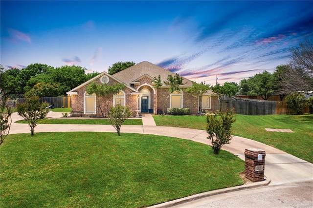 1205 Trinity Meadows Lane, Robinson, TX 76706 (MLS #195863) :: A.G. Real Estate & Associates