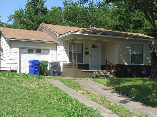 1812 Nelva Street, Waco, TX 76711 (MLS #195875) :: A.G. Real Estate & Associates