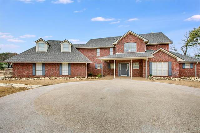 258 Bluffview Circle, China Spring, TX 76633 (MLS #195882) :: A.G. Real Estate & Associates