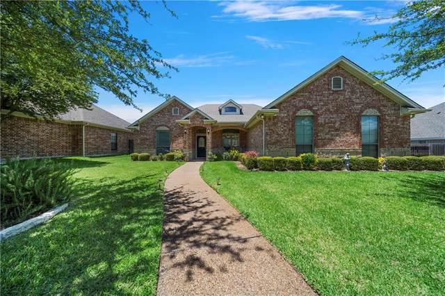 1305 Buffalo Pass Drive, Woodway, TX 76712 (#195921) :: Zina & Co. Real Estate