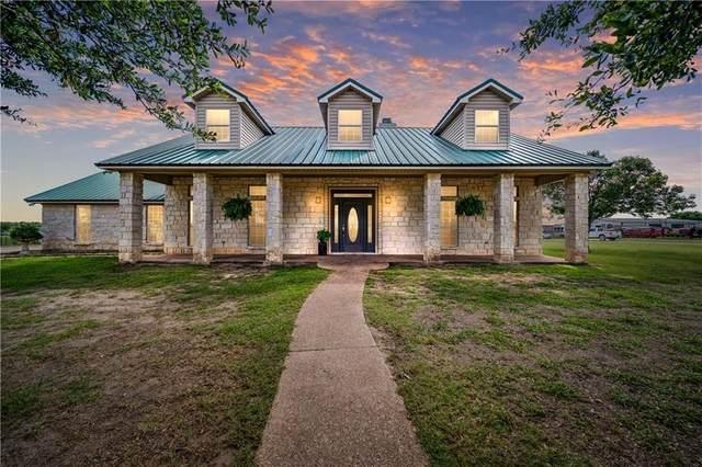 TBD Country Spring Road, Lorena, TX 76655 (MLS #195979) :: A.G. Real Estate & Associates