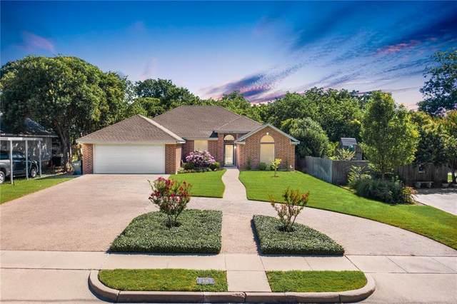 519 N 33rd Street, Waco, TX 76707 (MLS #196005) :: A.G. Real Estate & Associates
