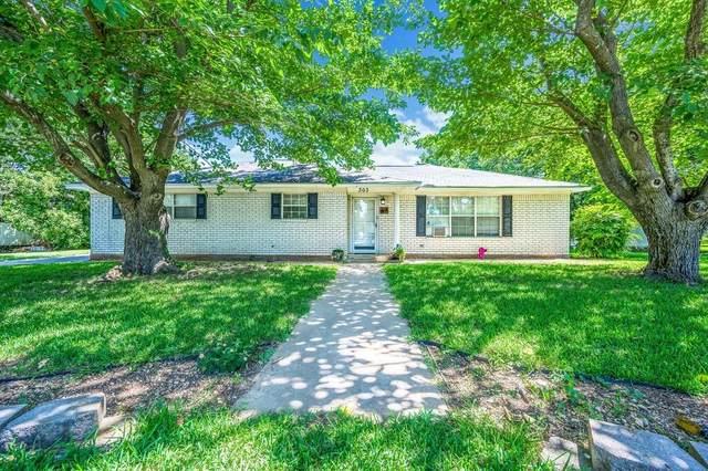 303 W Avenue F, Valley Mills, TX 76689 (MLS #196010) :: A.G. Real Estate & Associates