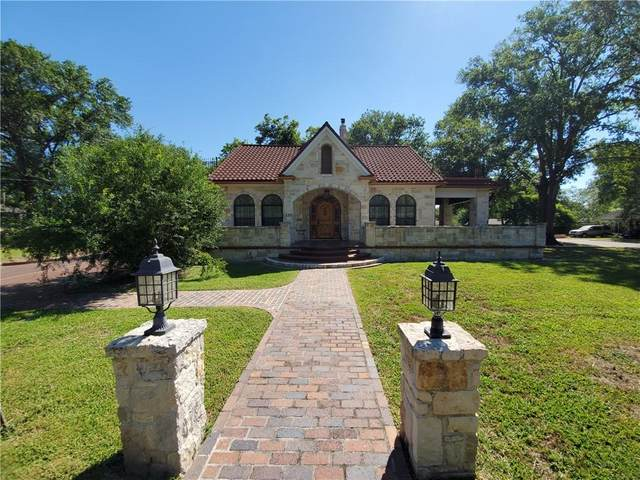 511 E Farrar Street, Groesbeck, TX 76642 (MLS #196047) :: A.G. Real Estate & Associates