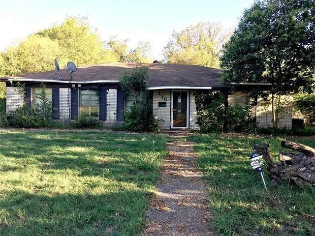 116 Shenandoah Street, Marlin, TX 76661 (MLS #196069) :: A.G. Real Estate & Associates
