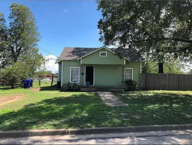 1221 Taylor Street, Waco, TX 76704 (MLS #196070) :: A.G. Real Estate & Associates