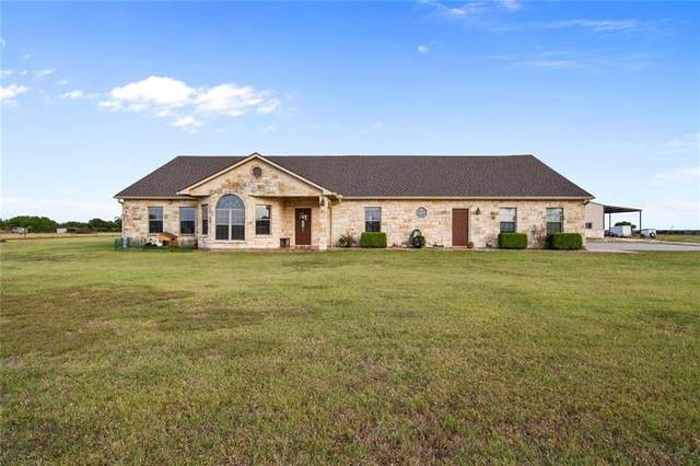 5921 Cedar Rock Parkway, Crawford, TX 76638 (MLS #196127) :: A.G. Real Estate & Associates
