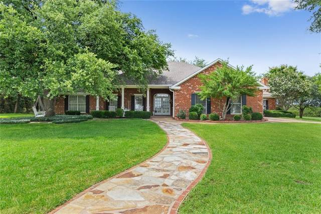 420 Canyon Oaks Road, Crawford, TX 76638 (MLS #196194) :: A.G. Real Estate & Associates