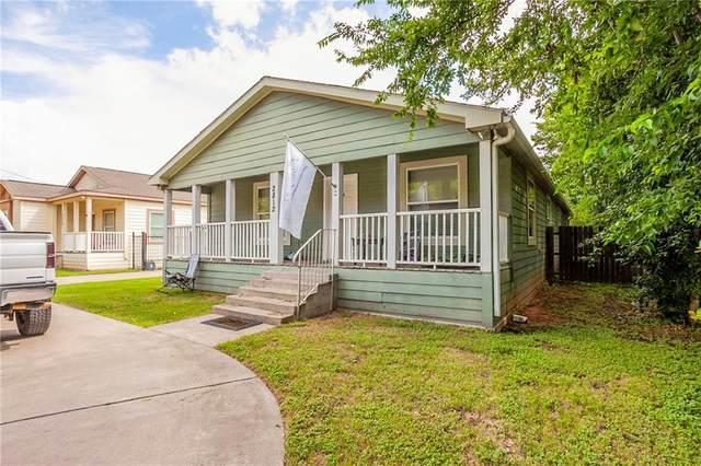 2812 S 3rd Street, Waco, TX 76706 (MLS #196196) :: A.G. Real Estate & Associates