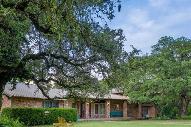 4126 Cedar Rock Parkway, Crawford, TX 76638 (MLS #196215) :: A.G. Real Estate & Associates