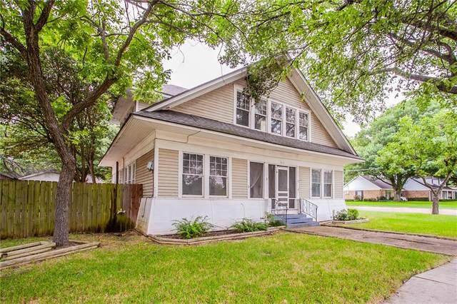 912 W 6th Street, Mcgregor, TX 76657 (MLS #196241) :: A.G. Real Estate & Associates