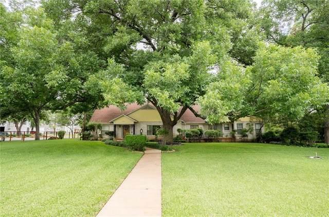 543 Herring, Waco, TX 76708 (MLS #196274) :: A.G. Real Estate & Associates