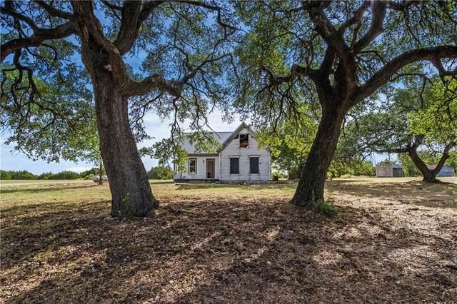 859 Cr 4190, Clifton, TX 76634 (MLS #196276) :: A.G. Real Estate & Associates