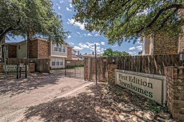 3806 Kimberly Drive #4, Waco, TX 76708 (MLS #196348) :: A.G. Real Estate & Associates