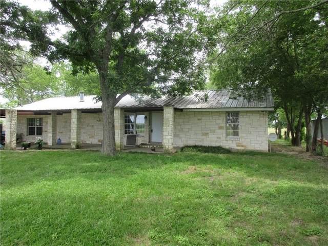 1928 Jackson Lane, China Spring, TX 76633 (MLS #196391) :: A.G. Real Estate & Associates