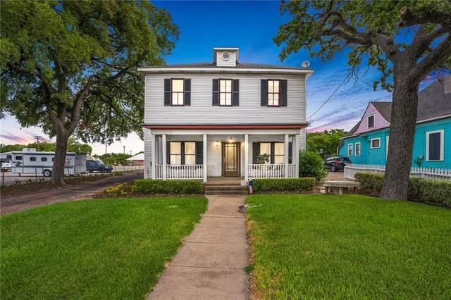 1009 E Main Street, Gatesville, TX 76528 (MLS #196396) :: A.G. Real Estate & Associates
