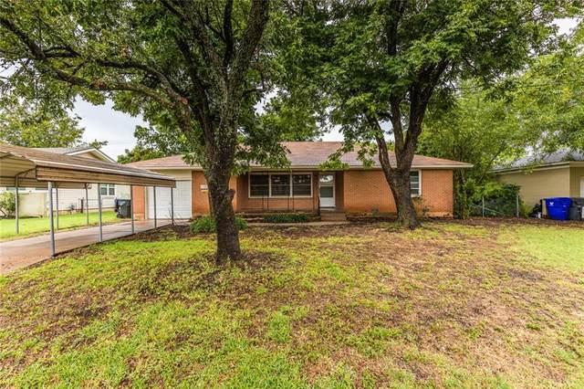1307 N 62nd Street, Waco, TX 76710 (MLS #196417) :: A.G. Real Estate & Associates