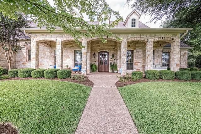 7061 Ledge Stone Drive, Mcgregor, TX 76657 (MLS #196424) :: A.G. Real Estate & Associates