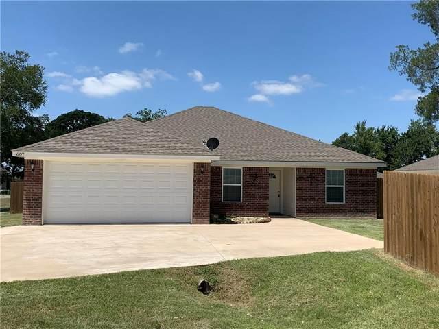 607 Powers Street, Waco, TX 76705 (MLS #196476) :: A.G. Real Estate & Associates