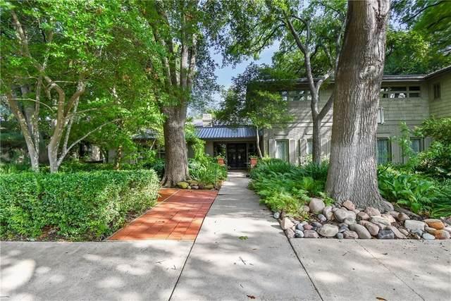 5025 Meadow Wood Drive, Waco, TX 76710 (MLS #196480) :: A.G. Real Estate & Associates